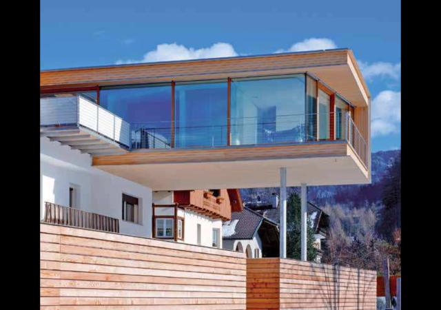 Sopraelevazioni in legno per risanamenti energetici bolzano