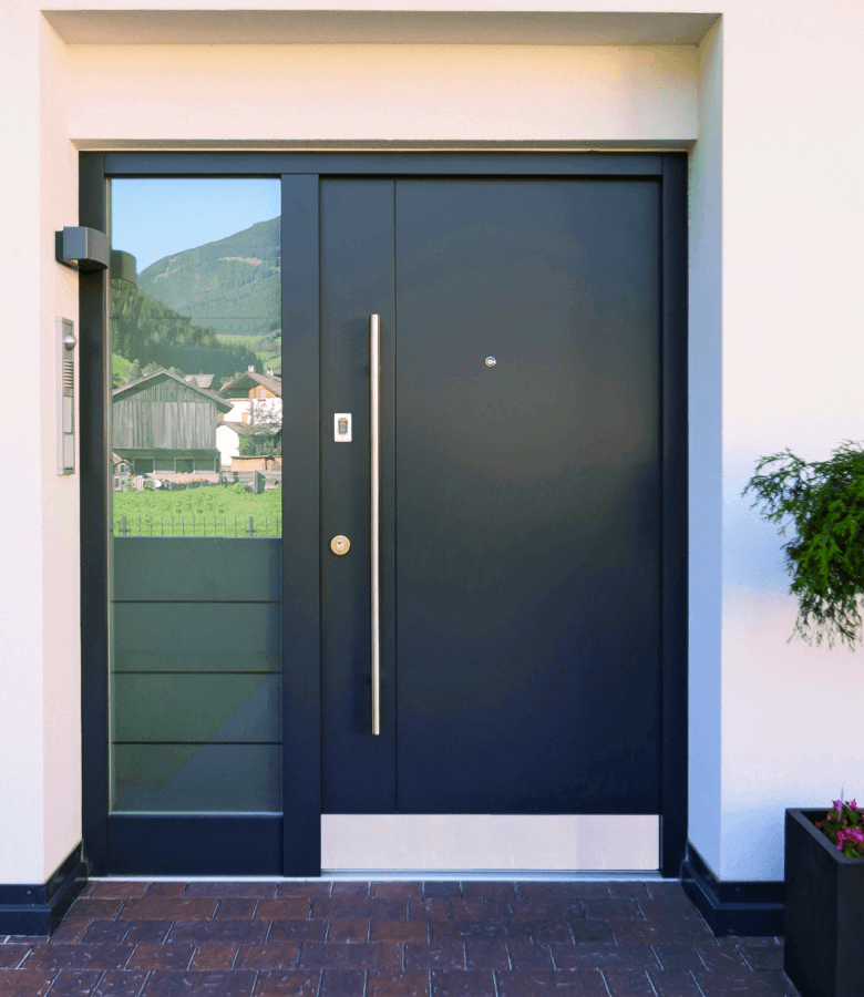 A haust r protecta for Rubner porte