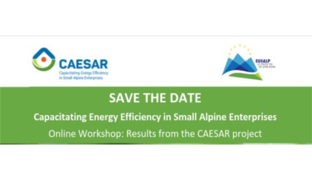 Save the date: Online Workshop CAESAR 5.5.