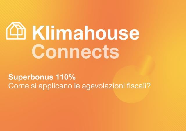 Klimahouse connects